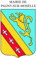 Blason Pagny-sur-Moselle